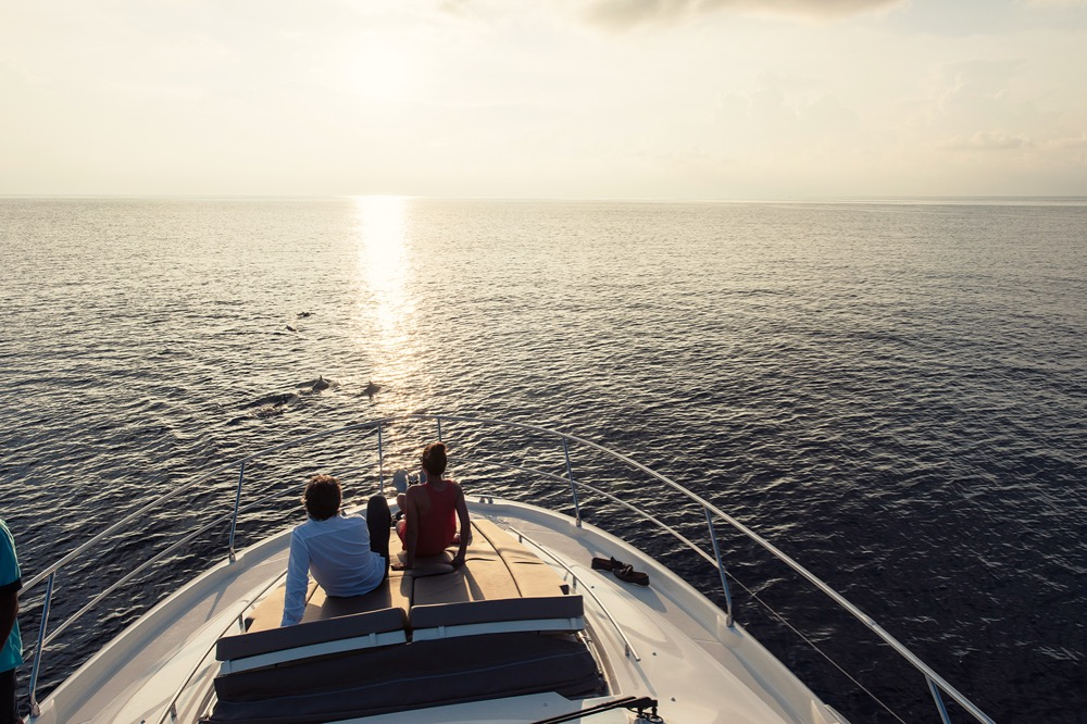116 - Sunset Dolphin Cruise