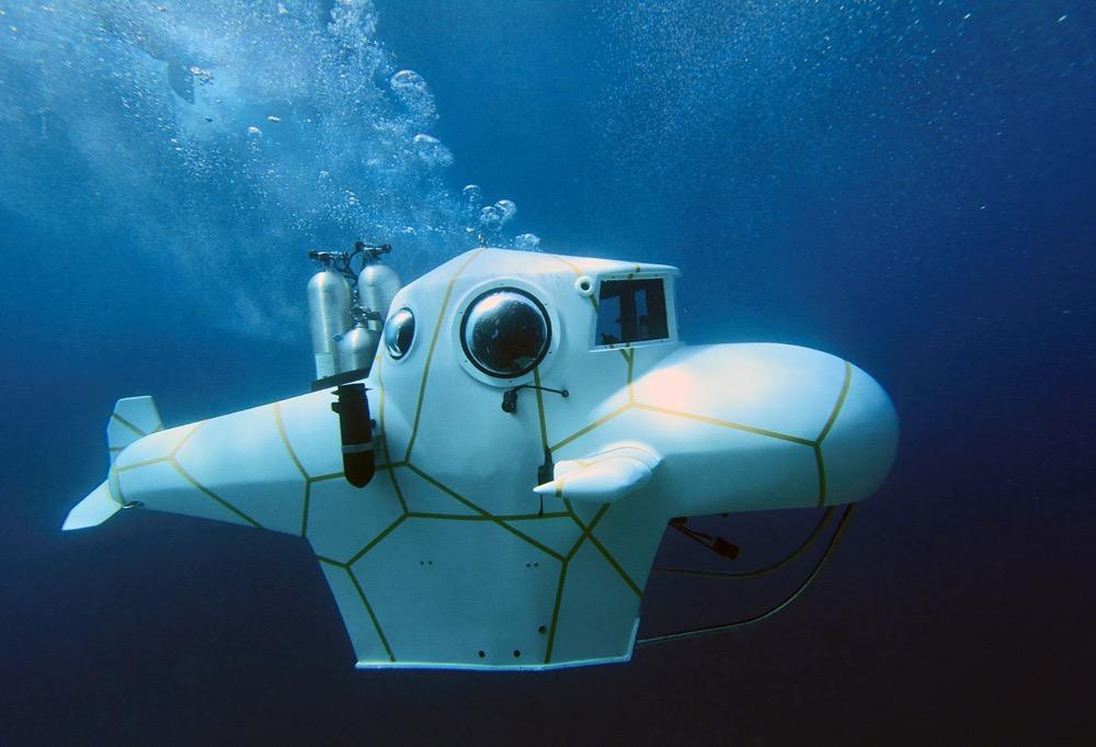 117 - Semi Submarine