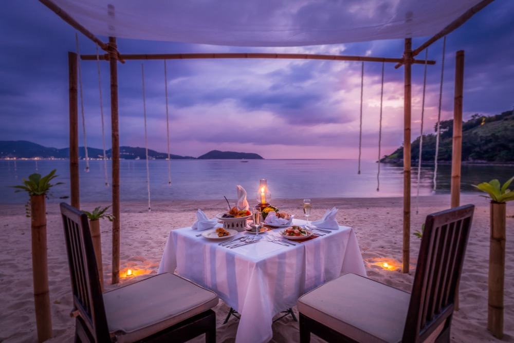 Old_Siam_Private_Dinner_thavorn_beach_village_and_spa