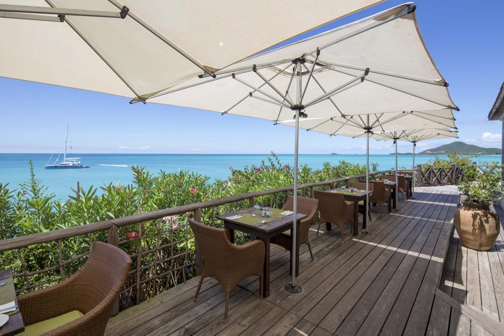 Cocobay Rafters Restaurant