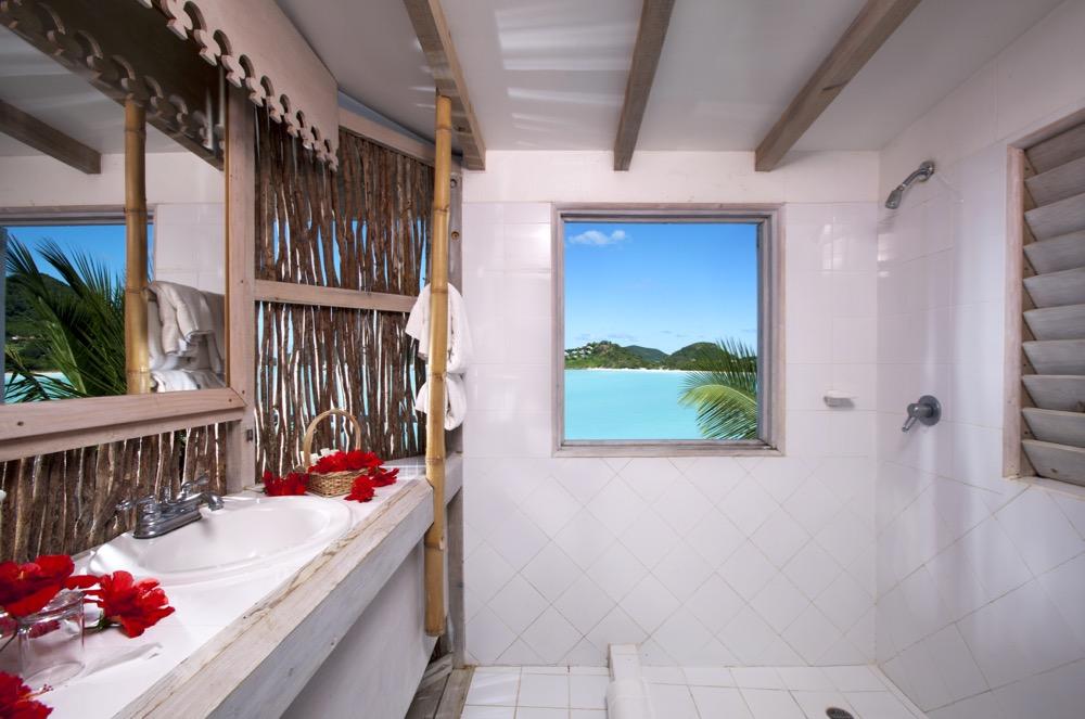 Cocobay Room Bathroom